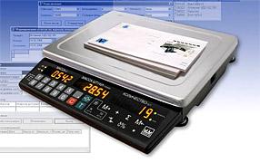 Весы электронные настольные счетные МК_С